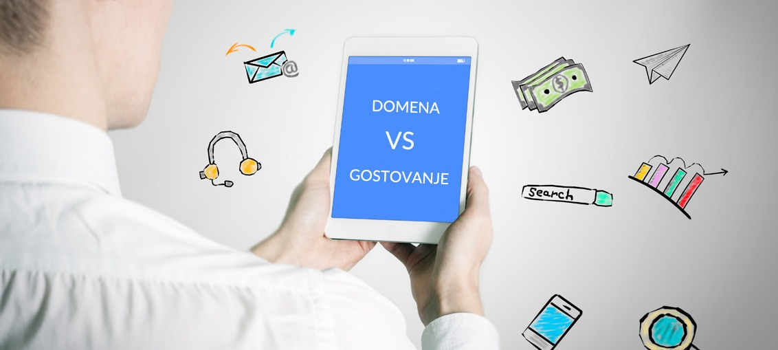Domena VS gostovanje