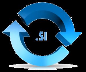 Podaljšanje .SI domene